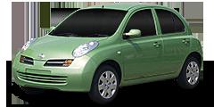 Micra (K12) 2003 - 2005