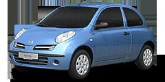 Micra (K12/Facelift) 2003 - 2010