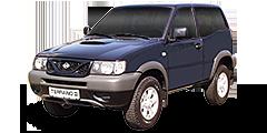Terrano (R20) 1993 - 2004