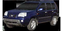 X-Trail (T30) 2001 - 2003