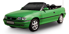 Convertible (F-Cabrio, T92/Conv) 1991 - 1999