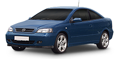Coupe (T98C) 2000 - 2004