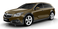 Insignia Country Tourer (0G-A) 2013 - 2017