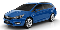 Astra Sports Tourer (B-K/Facelift) 2019