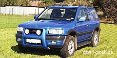 Frontera Sport (6) 1998 - 2004