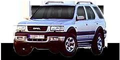 Frontera (6) 1998 - 2004
