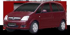 Meriva (X01MONOCAB/Facelift) 2005 - 2010