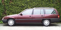 Omega Caravan (Omega-A-Caravan) 1986 - 1993