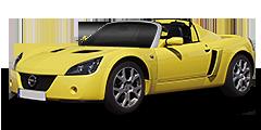 Speedster (E00TARGA) 2001 - 2005