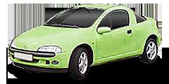 Tigra (S93Coupé) 1994 - 2000