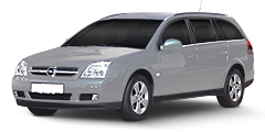 Vectra StationWagon (Vectra/SW) 2002 - 2005