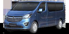 Opel Vivaro L2H1 (F7 (X82)) 2014 - Vivaro 1.6 CDTi L2 H1 Combi/Kasten