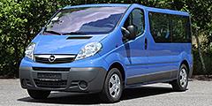 Vivaro L2H1 (X83/Facelift) 2011 - 2014