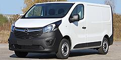 Opel Vivaro L1H1 (F7 (X82)) 2014 - Vivaro 1.6 CDTi L1 H1 Combi/Kasten