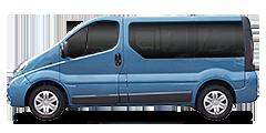 Opel Vivaro (F7) 2006 - 2014 2.5 CDTi