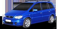 Opel Zafira OPC (T98MONOCAB) 2001 - 2004 Zafira 2.0