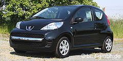 107 (P****/Facelift) 2009 - 2012