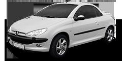 206 CC (2*...) 2000 - 2007