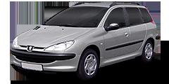 206 SW (2*...) 1999 - 2002