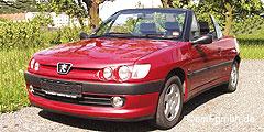 306 Convertible (7*...) 1997 - 2002