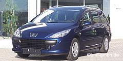 307 SW (3*.../Facelift) 2005 - 2008