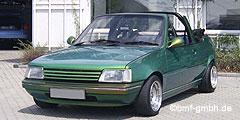 205 (20A, -C, -D) 1990 - 1998
