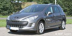 308 SW (4*...) 2007 - 2013
