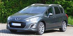 308 SW (4*.../Facelift) 2013 - 2015