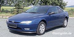 406 Coupé (8*...) 1995 - 2005