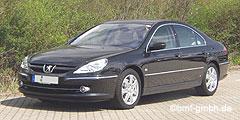 607 (9/Facelift) 2004 - 2010