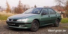 406 (8*.../Facelift) 1995 - 2004
