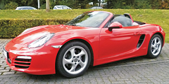 Boxster (981) 2012 - 2016
