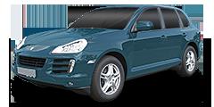Cayenne (9PA/Facelift) 2007 - 2010