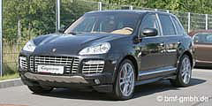 Cayenne Turbo  (9PA/Facelift) 2007 - 2010
