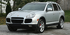 Cayenne Turbo (9PA) 2002 - 2007