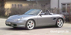 Boxster (986) 1996 - 2004