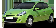 Clio (R/Facelift) 2009 - 2012