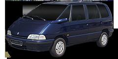 Espace (J63) 1991 - 1996