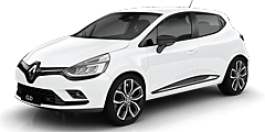Clio (R/Facelift) 2016 - 2019