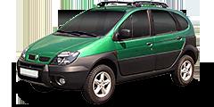 Scénic RX4 (JA) 2000 - 2003