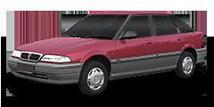 200 Series (XW) 1989 - 1996