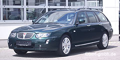 Rover 75 Tourer (RJ/Facelift) 2001 - 2005 MG ZT-T 2.0 CDTi Tourer