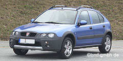 Rover Streetwise (RF) 2003 - 2005 1.4