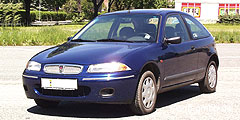 Rover 200 Series Coupe (RF) 1996 - 2005 214i