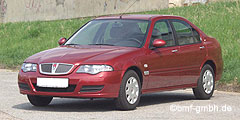 Rover 45 (RT) 2000 - 2005 MG ZS 1.4 Stufenheck