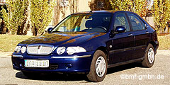 Rover 45 (RT) 1999 - 2004 MG ZS 2.5 Fließheck