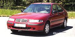Rover 400er (RT) 1995 - 2004 416 1.6 Si, SLi, GSi Stufenheck