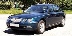 Rover 75 (RJ) 1999 - 2005 2.5 V6 (Facelift)