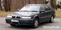 Rover 400 Series Touring (XW) 1990 - 1995 420 2.0 GSi, Tourer