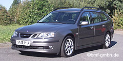 Saab 9-3 Sport Wagon  (YS3F) 2005 - 2007 9-3 SportCombi 2.0 XWD